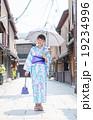 浴衣 女性 祇園の写真 19234996