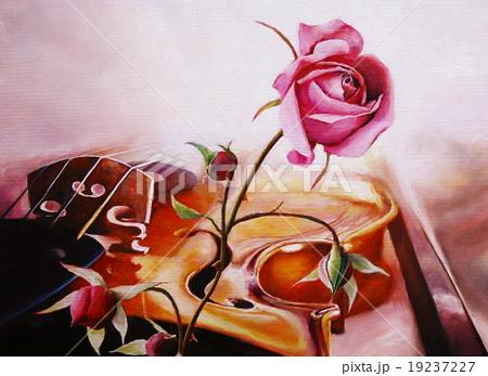 薔薇を奏でて 19237227
