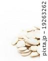 殻付きカボチャの種:Pumpkin Seeds 19263262
