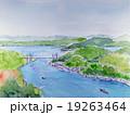尾道しまなみ海道のスケッチ 19263464
