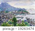 鞆の浦のスケッチ 19263474