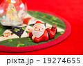 クリスマス サンタクロース サンタの写真 19274655
