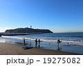 江ノ島 海 ビーチの写真 19275082