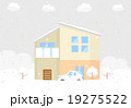 住宅 雪 19275522
