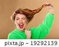 髪 毛 ヘアの写真 19292139