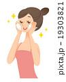 洗顔 美容 女性 19303821