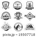 Dogs emblem set 19307718