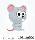 ベクトル 鼠 ねずみのイラスト 19310650