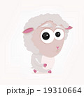 Cartoon Sheep 19310664