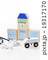 救急車 緊急車両 車の写真 19317170