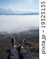 霧 シューズ 靴の写真 19325135