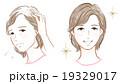 白髪の悩み 19329017