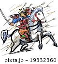 騎馬武者 19332360