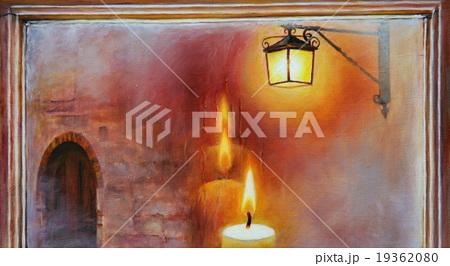 ふたつの灯り 19362080
