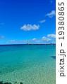 沖縄ブセナの海 19380865