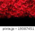 ローズ 花 薔薇のイラスト 19387451