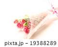 バラ 薔薇 ブーケ プレゼント ギフト 花束 愛 プロポーズ ウエディング 桃色 お祝い ローズ  19388289