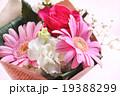 バラ 花束 ブーケ カーネーション 母の日 プレゼント ピンク お祝い フラサーアレンジメント感謝  19388299