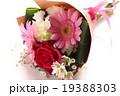 バラ 花束 ブーケ カーネーション 母の日 プレゼント ピンク お祝い フラサーアレンジメント感謝  19388303