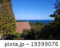 伊豆高原ステンドグラス美術館テラスから望む相模灘 19399076