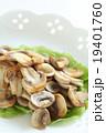 国産マッシュルームのオリーブオイル炒め 19401760