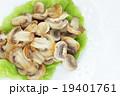 国産マッシュルームのオリーブオイル炒め 19401761