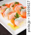 サーモン イタリア料理 かぶの写真 19409027