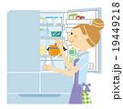 冷蔵庫 カーテン 主婦 19449218