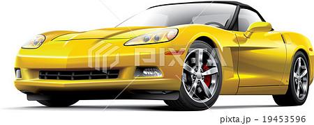 American luxury sports car 19453596