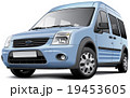European compact minivan 19453605