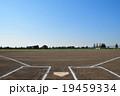 試合前のグラウンド 19459334