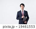 ビジネスマン ミドル 男性の写真 19461553