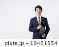ビジネスマン ミドル 男性の写真 19461554