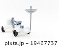 ルナローバで月面探索: Lunar roving vehicle on the Moon 19467737