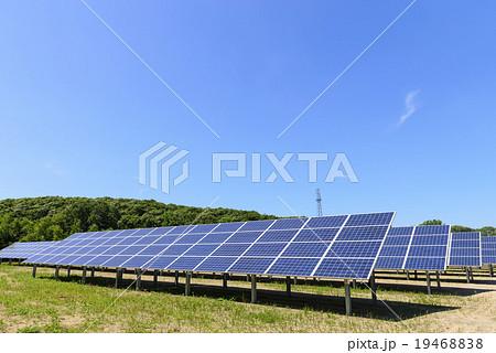 太陽光発電(メガソーラー) 19468838