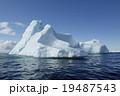 北極の氷山 19487543