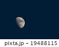 月齢 8.7 小潮頃の月 19488115