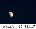 月齢 8.7 小潮頃の月 19488117