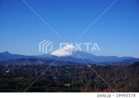 平塚市湘南平からの富士山 19493578