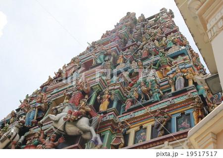 マレーシア_クアラルンプール_スリ マハ マリアマン寺院 19517517