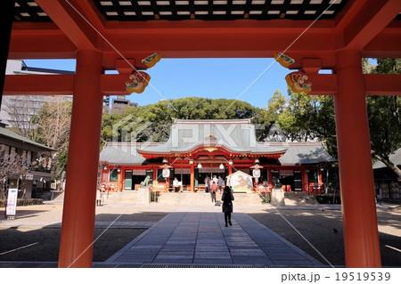 神戸生田神社 19519539