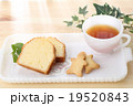 パウンドケーキと紅茶 19520843