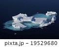 北極海の風景 19529680