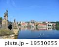 プラハ城 カレル橋 世界遺産の写真 19530655