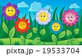 花 植物 プランツのイラスト 19533704