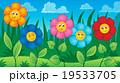 花 植物 プランツのイラスト 19533705