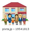 二世帯住宅 19541813