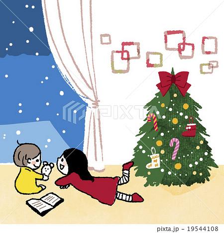 クリスマスの姉妹 19544108