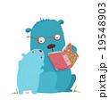 くま クマ 熊のイラスト 19548903