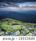 山 景色 風景の写真 19553680